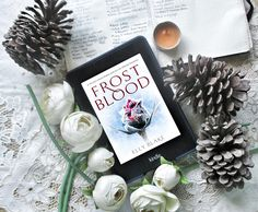 5 Things About Frostblood by Elly Blake