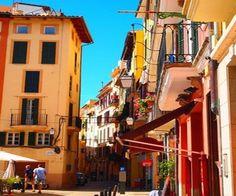 les ruelles de Palma de #Majorque