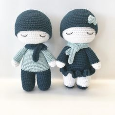 Diy Crafts - toy,handmade-💕💕💕💕 amigurumi toy handmade little boy little girl Crochet Keychain Pattern, Crochet Patterns Amigurumi, Crochet Dolls, Crochet Yarn, Toy Craft, Amigurumi Toys, Diy Doll, Cute Crochet, Handmade Toys