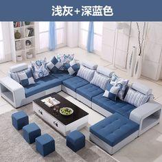 Перт Город Busha Wujiantao загружен роскошный современный минималистский гостиной диван ткани Мебель T106-tmall.com Lynx