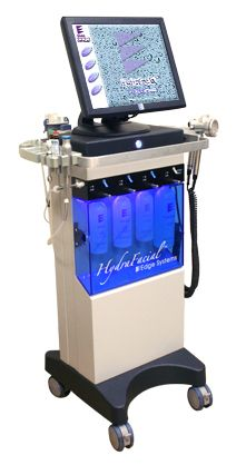 HydraFacial - The most amazing facial ever! The latest in skin care technology, this facial, complete with LED light therapy, is sure to give you noticeable improvement for all skin types!