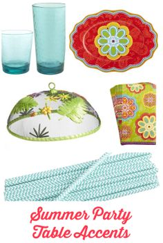 Ready for an outdoor party! Inspiration from Pier 1 | MomTrends #findwhatspeakstoyou http://www.momtrends.com/2014/06/party-inspiration-from-pier-1/