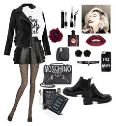 """""""#30"""" by ayebeerhodes ❤ liked on Polyvore featuring Miss Selfridge, Emilio Cavallini, Mairi Mcdonald, Lancôme, Christian Dior, Casetify, Erica Lyons, Fallon, Moschino and Current Mood"""