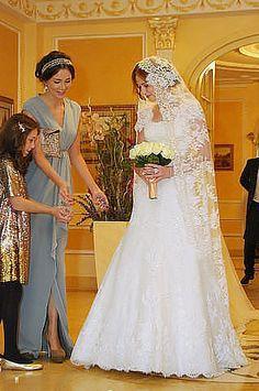 the Caucasus/ Chechen wedding Perfect Muslim Wedding