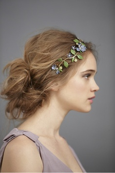 Bridesmaid Orchard hairpin