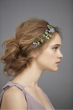 Bridesmaid Orchard hairpin