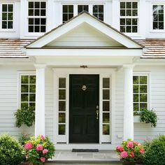 Home Design Photos Decor Ideas Home Front Portico Design Google Search