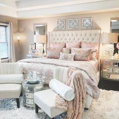 Room Ideas Bedroom, Home Decor Bedroom, Master Bedroom, Glam Bedroom, Bedroom Signs, Bedroom Rustic, Bedroom Black, Bedroom Modern, Diy Bedroom