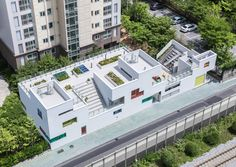Gallery of Tetris Nursery / IROJE KHM Architects - 1