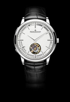 With a #thickness of only 7.9mm  the Master Ultra Thin Minute Repeater Flying Tourbillon can claim its place as the thinnest of all minute repeater watches.