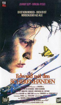 Edward z nożycowymi rękami aka Edward Nożycoręki aka Edward Scissorhands Director: Tim Burton 1990 imdb Video Contact