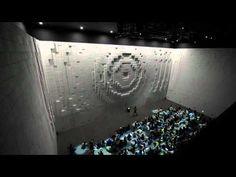 Hyundai Hyper Matrix Wall.