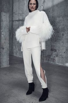 Sally LaPointe Pre-Fall 2018 Fashion Show Collection