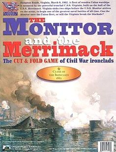 The Monitor and the Merrimack