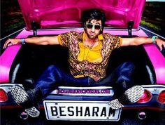 Besharam (2013) - Hindi Movie Mp3 Songs Download http://www.indianmusicforum.com/2013/09/besharam.html