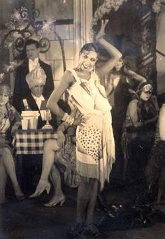 Great great Josephine Baker