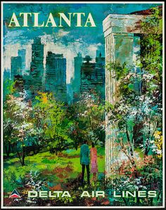 MeTV Network | 16 vintage travel posters that show America's awesome beauty