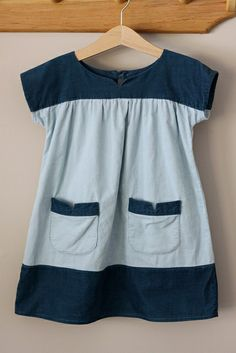 Oliver and S Ice Cream Dress by L Poel, via Flickr