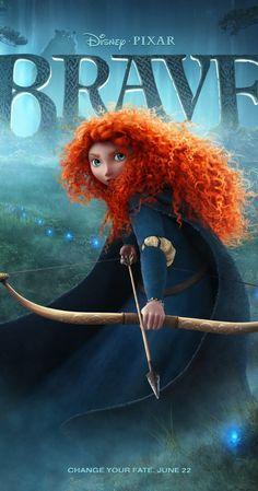 Brave (2012)  #Bestrated #kids #movies