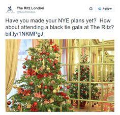 Great Twitter post from The Ritz in London / Tweet sympa de The Ritz à Londres https://twitter.com/theritzlondon/status/648481316103692289