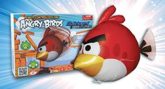 Play the world's most popular gaming app in real life! Put an end to egg-stealing antics with the Angry Birds Air Swimmer; simply fill the giant balloon with helium & take command using the remote control – save on EPIC family fun! Air Swimmers, Free Vouchers, Giant Balloons, Voucher Code, Code Free, Angry Birds, Family Kids, Real Life, Remote