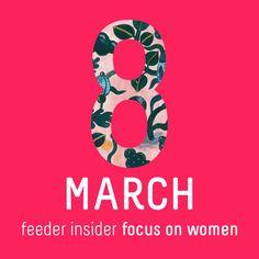 Feeder Insider Celebrates International Women's Day! | Bored Panda