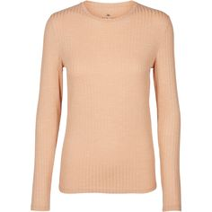 Jodi o-neck top Lovely longsleeve top in nice colour. Thin knit. Black Swan Fashion SS17