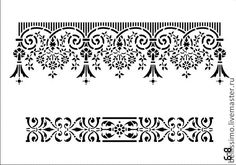 23925268573--materialy-dlya-tvorchestva-trafaret-bellissimo-bordyury.jpg (600×421)