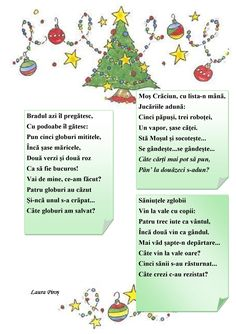 Probleme in versuri 2 English Activities, Activities For Kids, Crafts For Kids, Preschool At Home, Kids Reading, Nursery Rhymes, Christmas Projects, Homeschool, Classroom