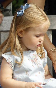 Jospehine de Dinamarca, hija de los príncipes Federico y Mary, se ha roto un brazo