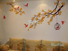 Hey, I found this really awesome Etsy listing at https://www.etsy.com/listing/98843330/tree-wall-decals-nursery-wall-decals