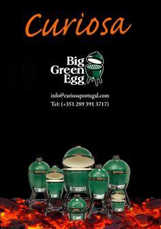 Available in  All Sizes. #BGE #Biggreenegg #BGEportugal #portugal #curiosa #Algarve #almancil #Luxury #BBQ