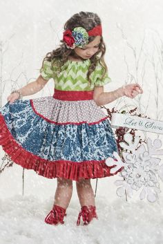 VOGUE ENFANTS: Persnickety Clothing christmas collection 2013