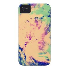 Tie Dye iPhone 4/4S Case