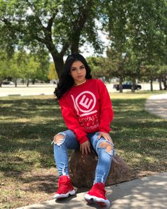 Pin by Baby P on TqStacey ❤️ in 2019 Swag Outfits For Girls, Cute Outfits For School, Cute Swag Outfits, Teenager Outfits, Dope Outfits, Girl Outfits, Fashion Outfits, Baddie Outfits Casual, Sporty Outfits