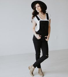 4f9a3481eaf New Arrivals. Black Overalls ...
