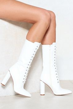 22bff5984219 Another String to Your Bow Faux Leather Boot
