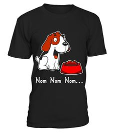 "# Nom Nom Nom Hungry Beagle T-Shirt .  Special Offer, not available in shops      Comes in a variety of styles and colours      Buy yours now before it is too late!      Secured payment via Visa / Mastercard / Amex / PayPal      How to place an order            Choose the model from the drop-down menu      Click on ""Buy it now""      Choose the size and the quantity      Add your delivery address and bank details      And that's it!      Tags: This beagle tee shirt is designed to be fitted…"