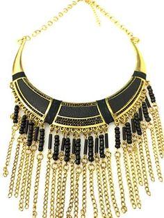 La Bella Donna - γυναικεια κολιε φο με κροσια Jewelry, Fashion, Moda, Jewlery, Jewerly, Fashion Styles, Schmuck, Jewels, Jewelery