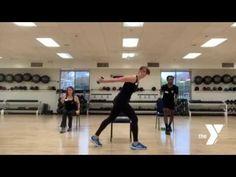 Senior Fitness, Strength Workout, Cardio, Exercises For Seniors