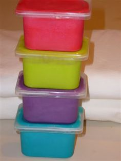 Homemade Finger Paint and Play Dough - Creativity for Kids Blog