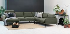 Lugo hjørnesofa › Sofa - velg blant flotte modeller eller bygg din egen modulsofa › Sofaer › Fagmøbler