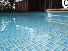 Interior vaso piscina de nueva obra
