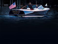 Jetboats Powerboats - Hinckley Yachts - T29R....swooon