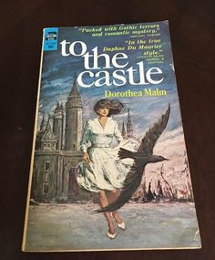 To The Castle Vintage Paperback Book By Dorothea Malm 1957