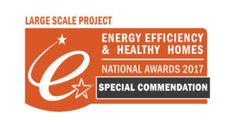 Sustain receives special commendation at the National Energy Efficiency & Healthy Homes Awards 2017