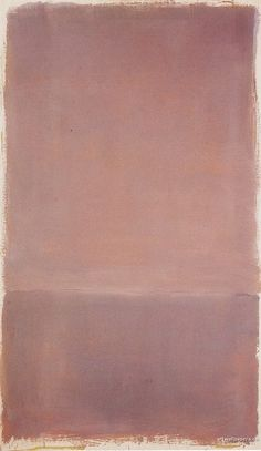 would love that painting in my home mark rothko Mark Rothko Paintings, Rothko Art, Modern Art, Contemporary Art, Lala Berlin, Franz Kline, Willem De Kooning, Joan Mitchell, Colour Field