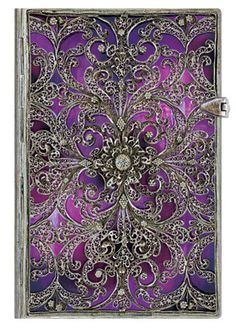 Collection Filigrane Argenté - Writing Journals, Blank Books - Paperblanks