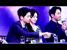 Song Joong Ki & Song Hye Kyo ~ Be The One