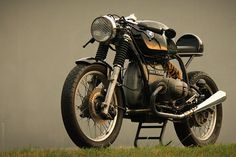 Cafe Beemers: Wilkinson Bros BMW R75/6 Cafe Racer